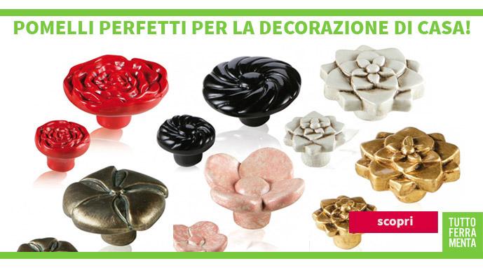 Maniglie per mobili di design le fabric ferramenta mobili for Mobili soggiorno decorati