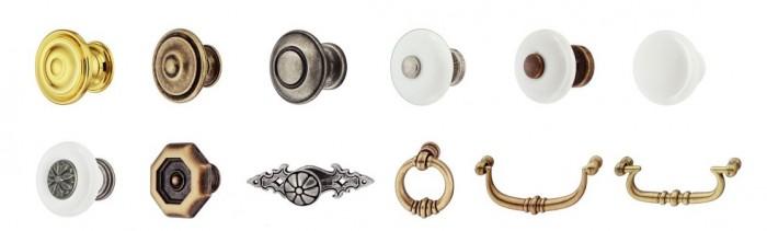 Casa immobiliare, accessori: Pomelli per mobili