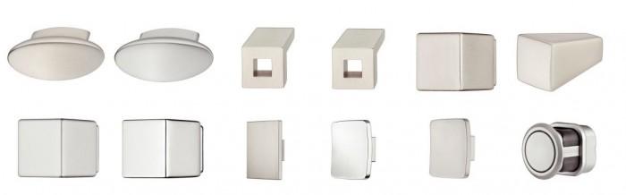 Maniglie e pomelli per mobili moderni for Maniglie ikea