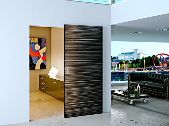 Binari invisibili per porte scorrevoli terno magic ferramenta per porte in legno tuttoferramenta - Porte invisibili scorrevoli ...