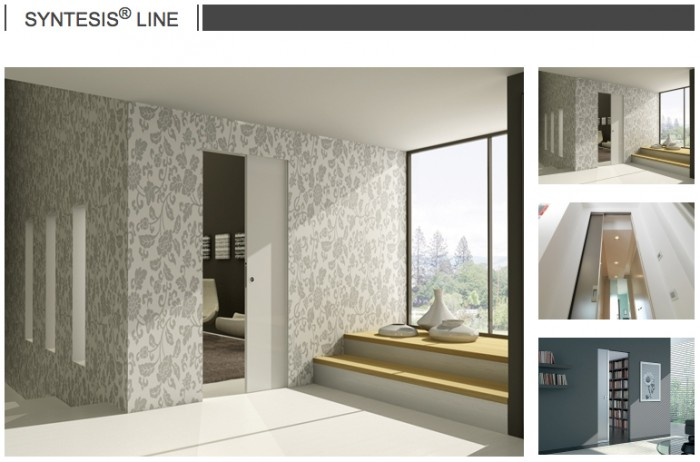 Pin contro telai per porte scorrevoli pareti in - Porte per pareti in cartongesso ...