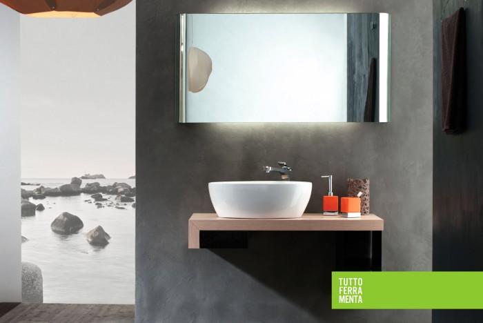 Arredo bagno e accessori bagno da incollare o fissare - Accessori moderni bagno ...